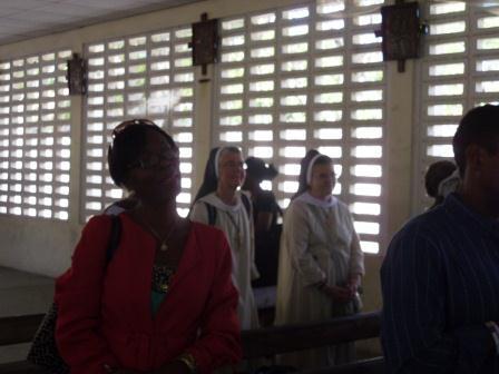 First days in Haiti (2/6)
