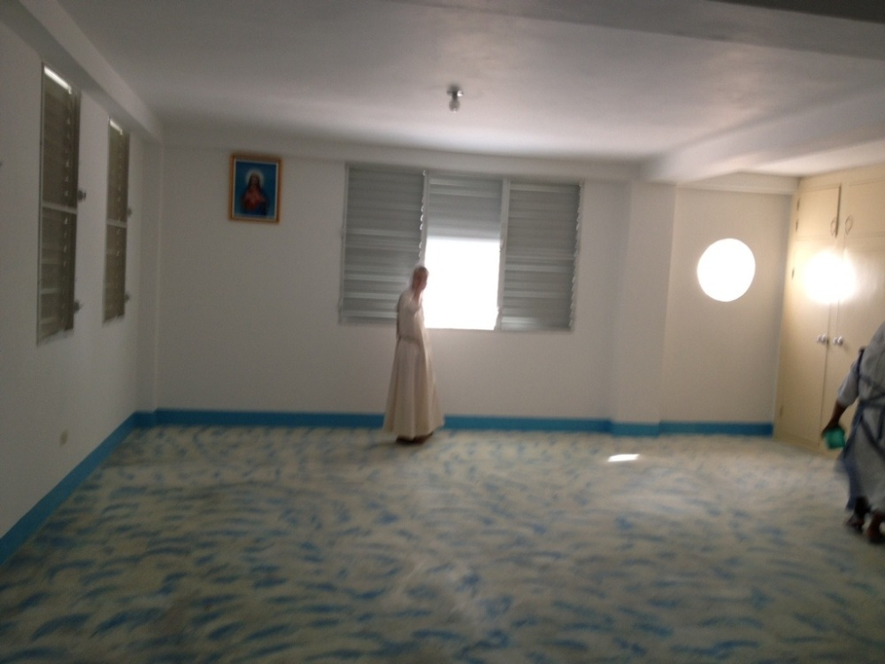 Missionaries of Charity will move into a new building (5/6)