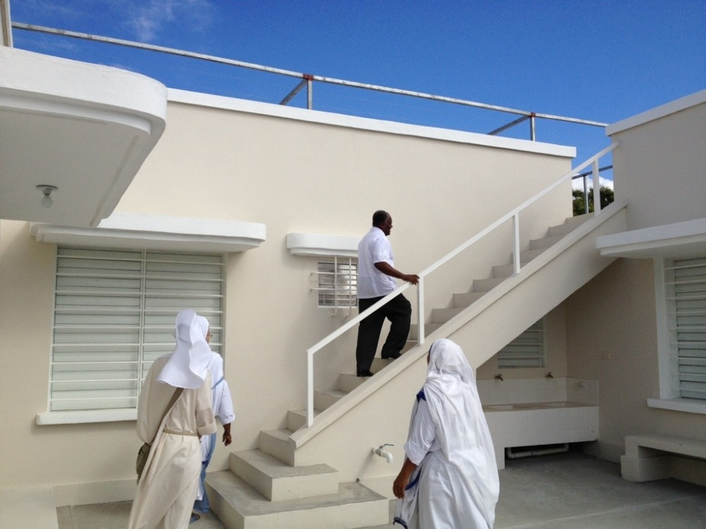 Missionaries of Charity will move into a new building (6/6)