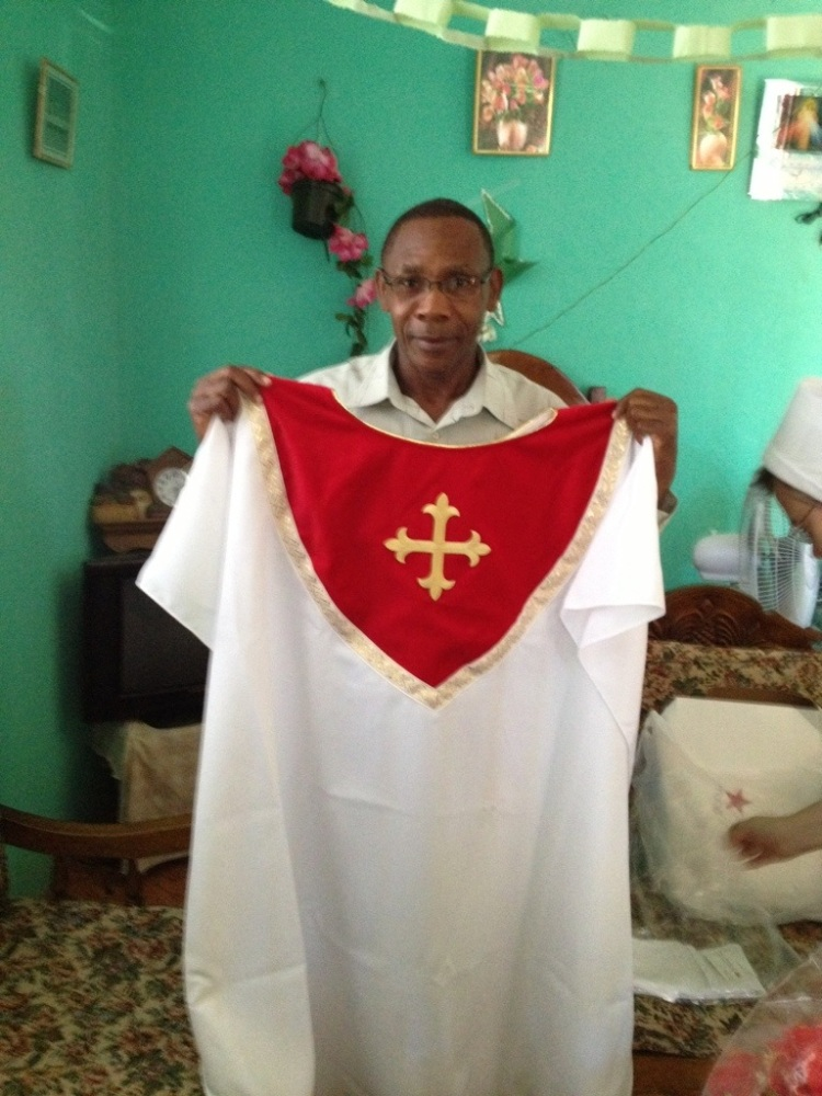 St. Yves, the youngest and poorest parish in the Diocese of Jacmel (1/2)