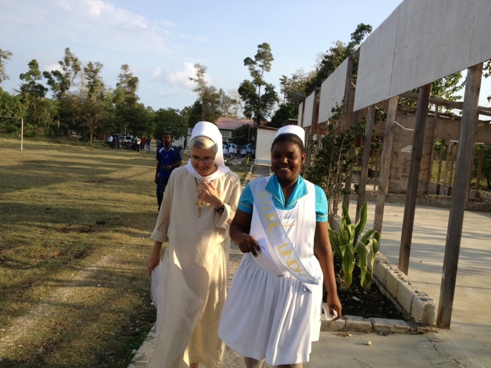 Notre Dame University Nursing Program in Jacmel (2/6)