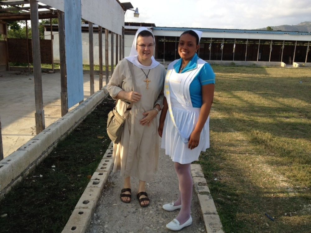 Notre Dame University Nursing Program in Jacmel (3/6)