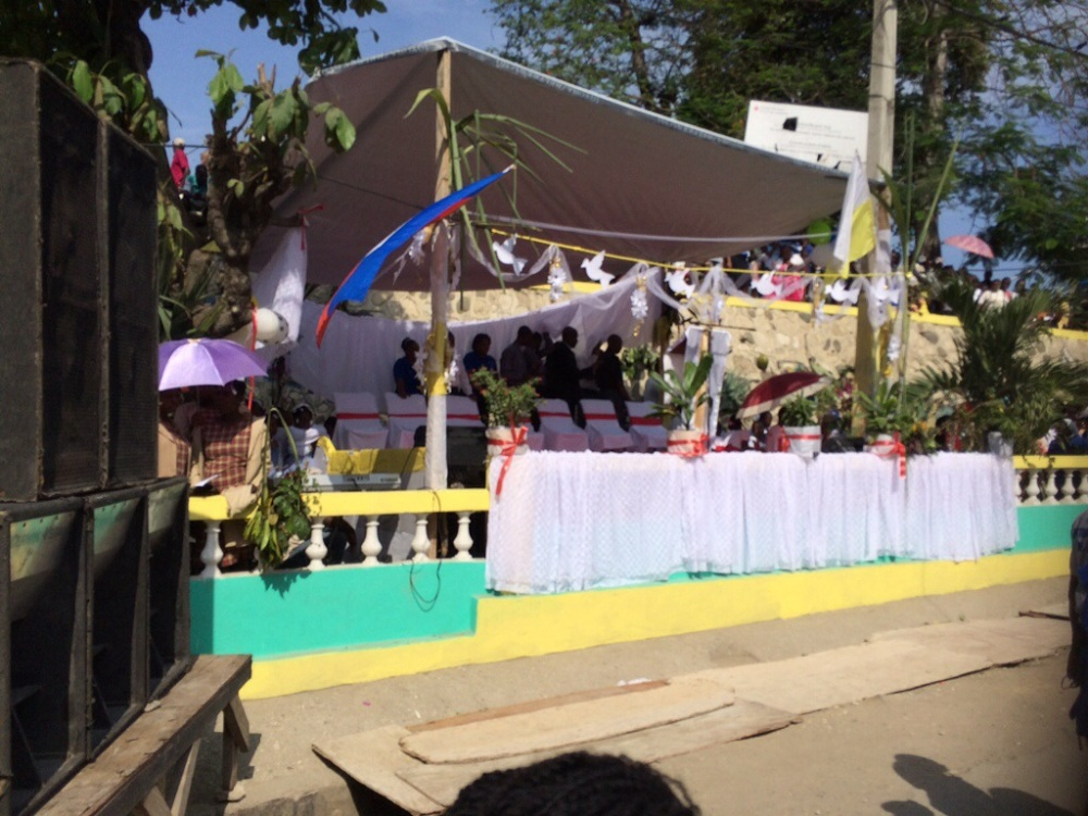 Jacmel welcomes Cardinal Chibly Langlois (2/6)