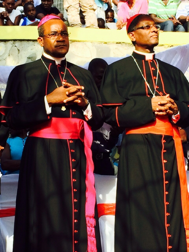 Jacmel welcomes Cardinal Chibly Langlois (3/6)