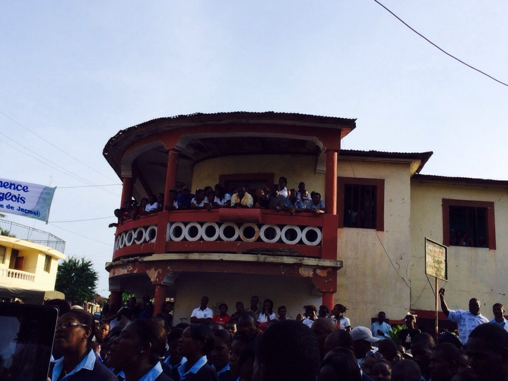Jacmel welcomes Cardinal Chibly Langlois (4/6)