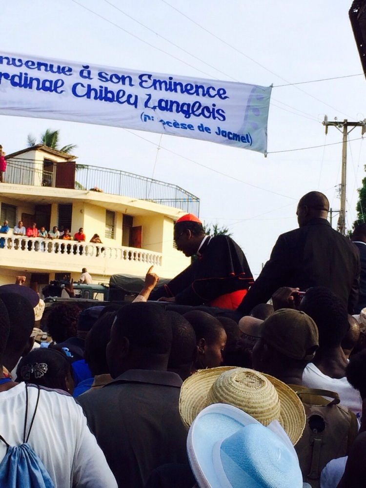 Jacmel welcomes Cardinal Chibly Langlois (6/6)