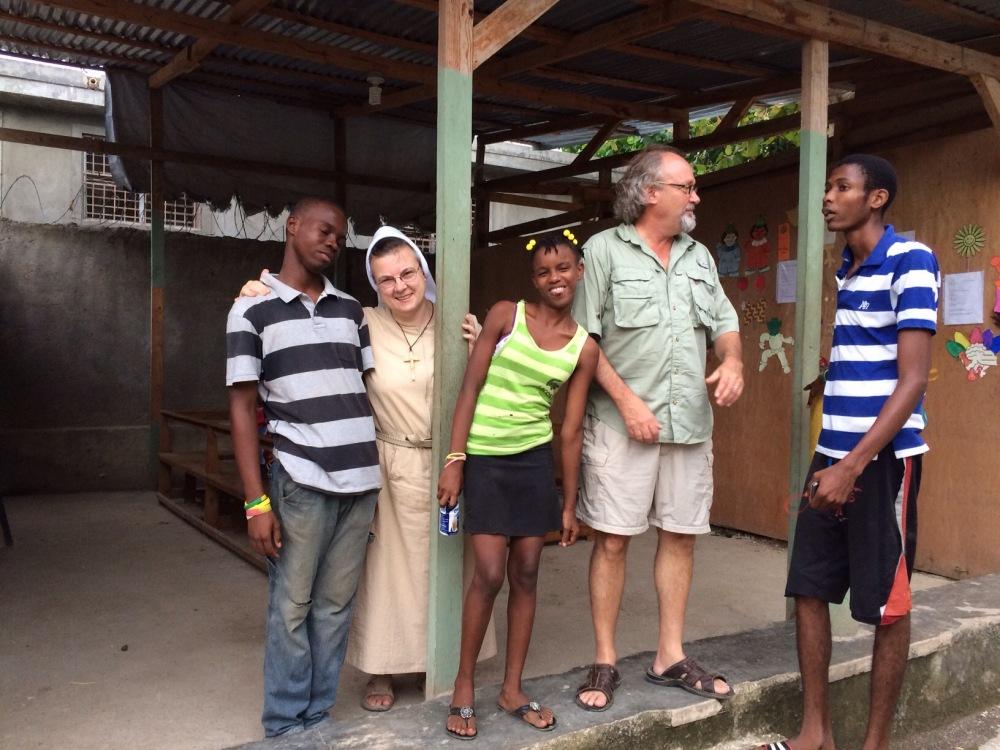 Our friend, Dr. JeanPaul Bonet, visits us in Jacmel (5/5)